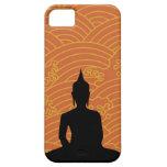 Buda Meditating iPhone 5 Funda