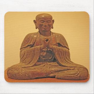 Buda Meditating Mousepad Alfombrillas De Ratón