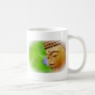 Buda Meditating Taza Clásica