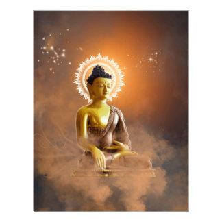 Buda Membrete Personalizado