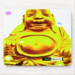 Buda Mouse Pad