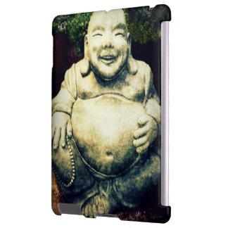Buda o monje de risa con el Belly Funda Para iPad