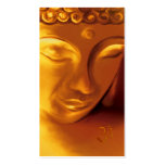 Buda & Om Plantilla De Tarjeta De Visita