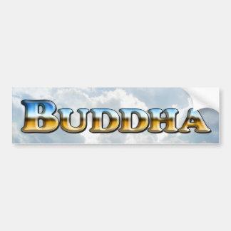 Buda - pegatina para el parachoques pegatina para auto