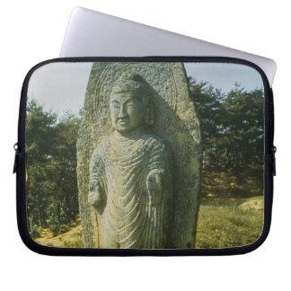 Buda permanente en Ch'olch'on-ni, Naju, 10mo centu Manga Computadora