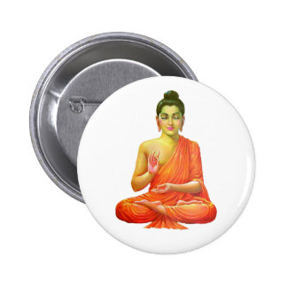 Buda Pin Redondo 5 Cm