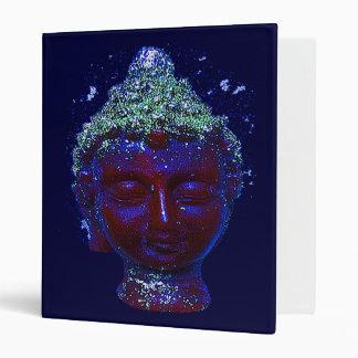 """Buda que brilla intensamente hace frente carpeta 1"""""""
