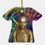 Buda - Rainbow Ornamentos De Reyes
