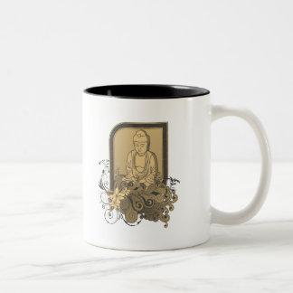 Buda sereno tazas de café