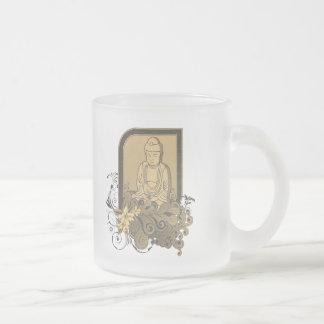 Buda sereno taza de café