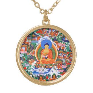 Buda - Shakyamuni Buda - señor Buda Colgante Redondo