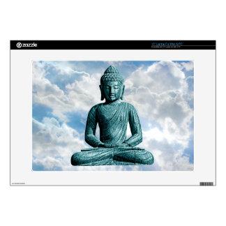 "Buda solamente - 15"" top del revestimiento (mac o skins para portátil"