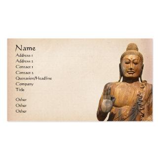 Buda Plantillas De Tarjetas De Visita