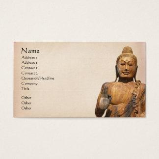 Buda Tarjeta De Negocios