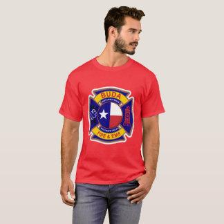 Buda Texas Fire And EMS T-Shirt