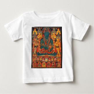 Buda trascendente del siglo XIII con Bodhisattvas Playeras