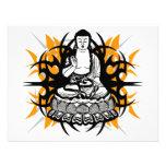 Buda tribal comunicado personal