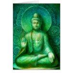 Buda verde tarjetón