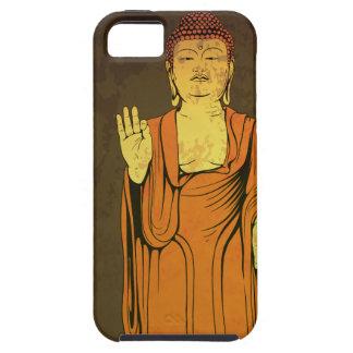 Buda Vitarka Mudra Funda Para iPhone 5 Tough