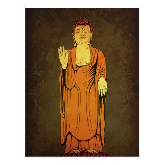 Buda Vitarka Mudra Postales