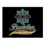 Buda vive el Dharma Tarjetas Postales