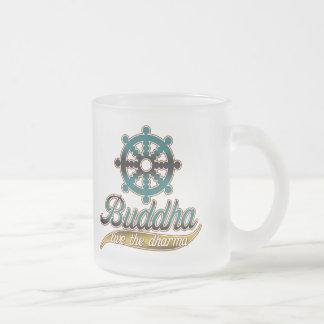 Buda vive el Dharma Taza