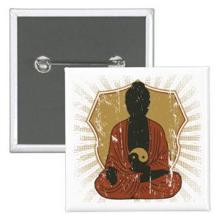 Buda Yin Meditating Yang Pin