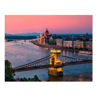 Budapest 002A Postcards