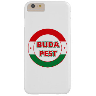 Budapest, circle, color barely there iPhone 6 plus case