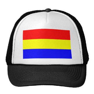 budapest city flag hungary symbol trucker hat