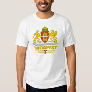 Budapest COA Tee Shirt