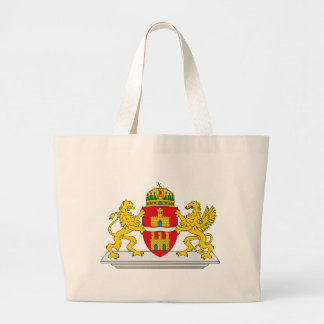 Budapest Coat of Arms Tote Bag