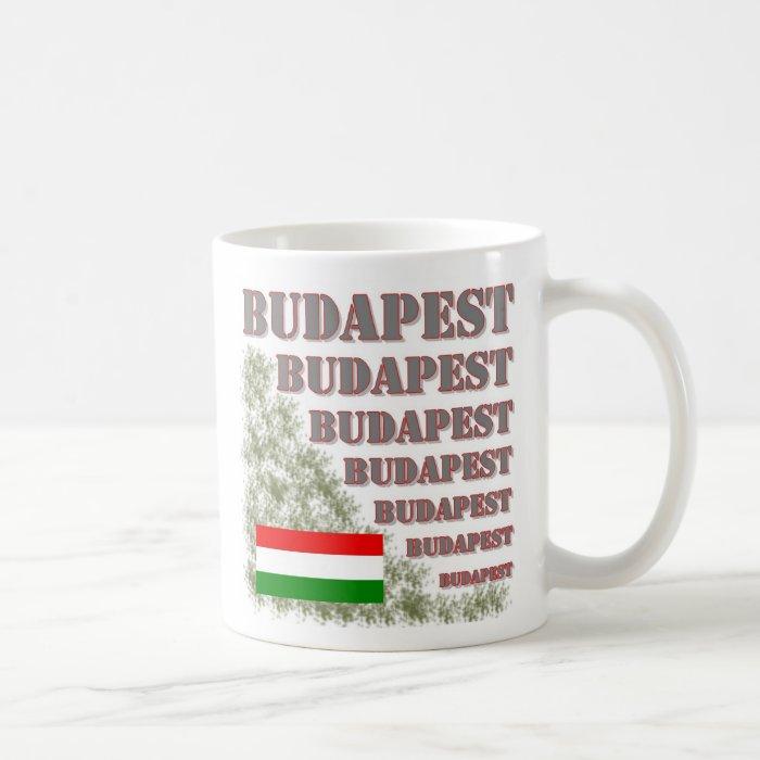 Budapest Coffee Mug