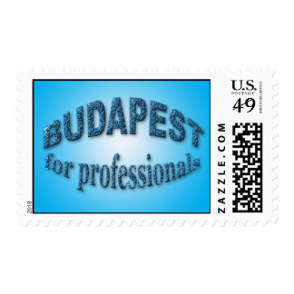 Budapest for Professionals Postage