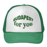 Budapest for You Hat