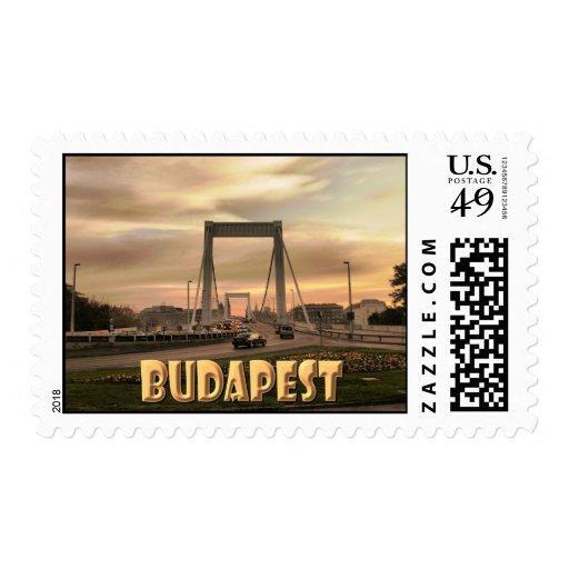 Budapest Franqueo