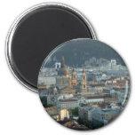 Budapest Fridge Magnet