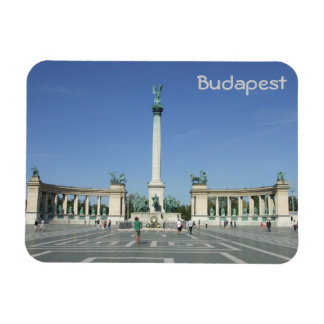 Budapest - Heroes' Square Magnet