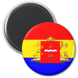 Budapest, Hungary 2 Inch Round Magnet