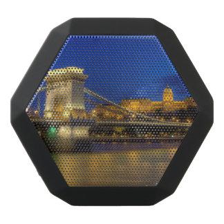 Budapest, Hungary Black Bluetooth Speaker