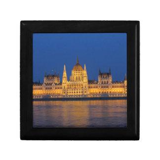 Budapest Hungary Jewelry Boxes
