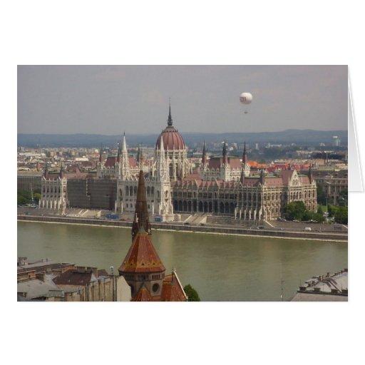 Budapest, Hungary Greeting Card