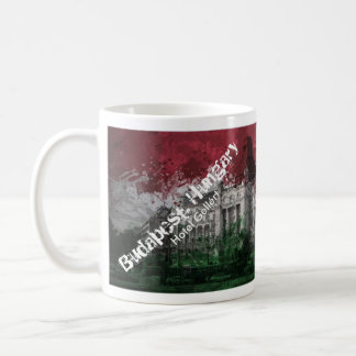 Budapest, Hungary - Hotel Gellert Coffee Mug