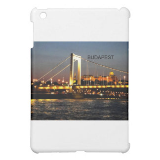 Budapest  hungary iPad mini cover