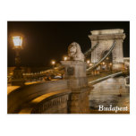 Budapest, Hungary Post Card