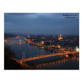 Budapest Hungary Post Card