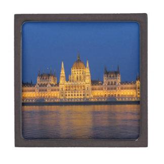 Budapest Hungary Premium Keepsake Box