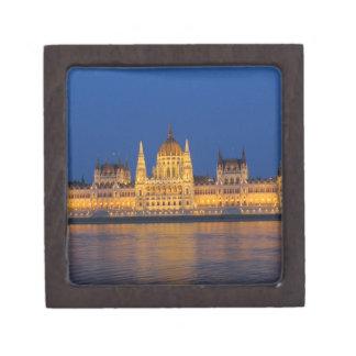 Budapest Hungary Premium Trinket Boxes
