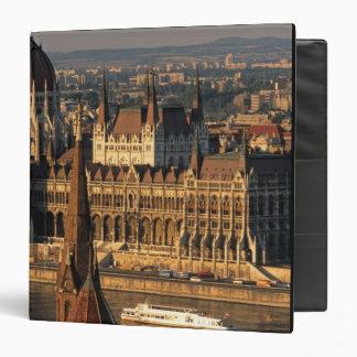 Budapest, Hungría, el río Danubio, el parlamento