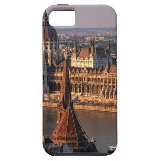 Budapest, Hungría, el río Danubio, el parlamento Funda Para iPhone SE/5/5s